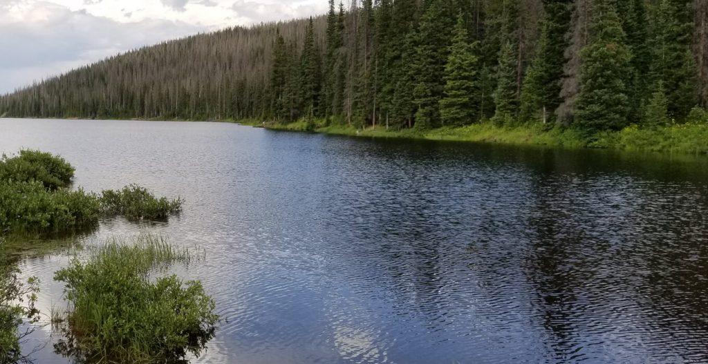 Joe C Wright Reservoir