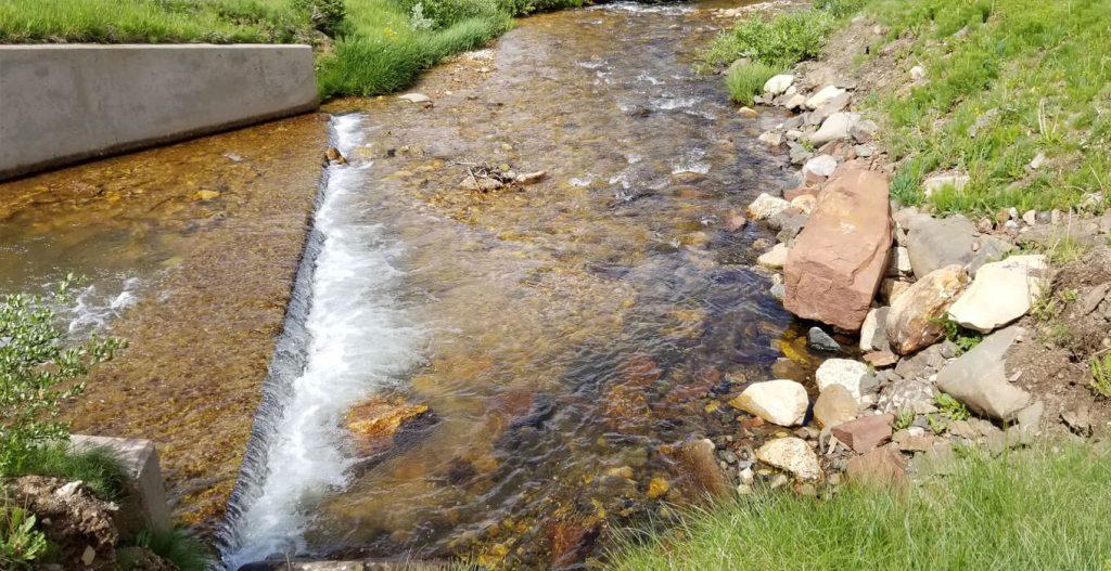 Joe Wright Creek