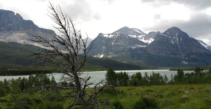 Saint Mary Lake Montana